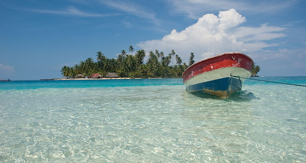 Best beaches in latin america
