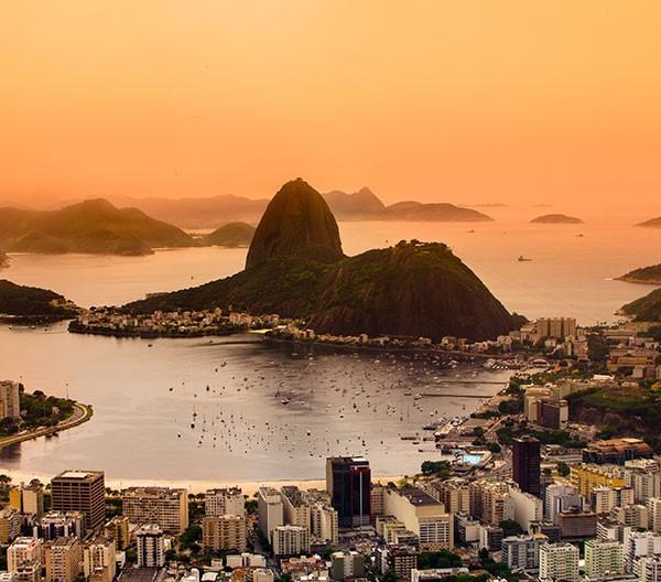 brazil travel to rio