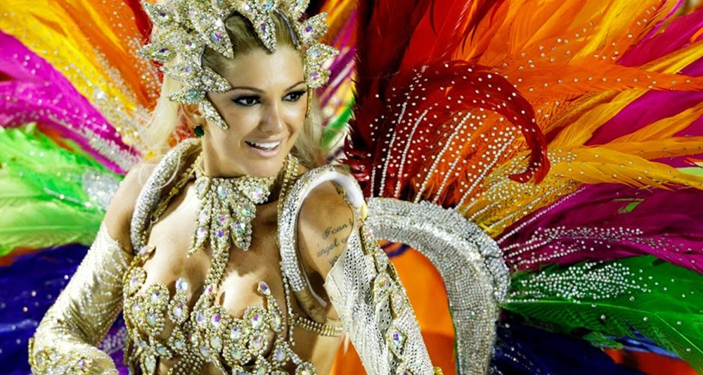 Best carnival celebrations in Latin America