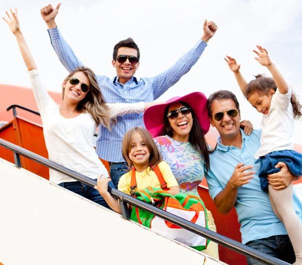 family vacation latin america