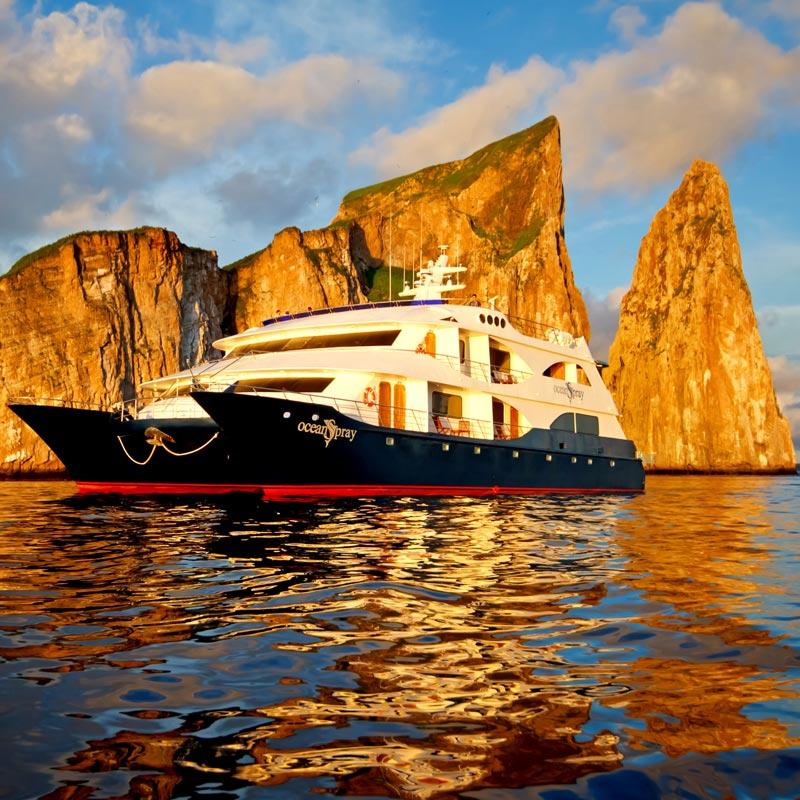 tour galapagos