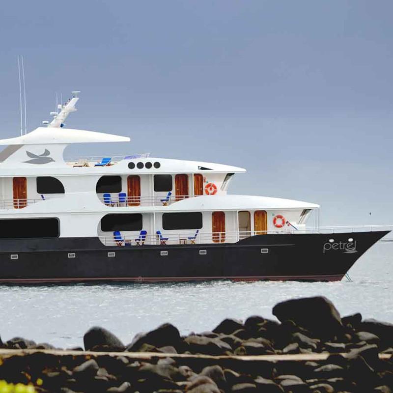 Petrel Galapagos Yacht