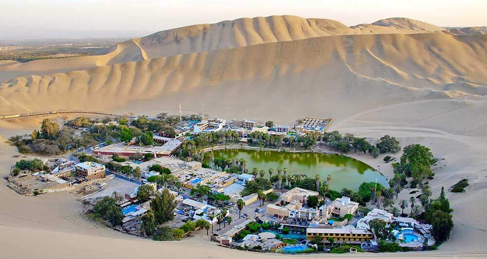 huacachina peru vacation