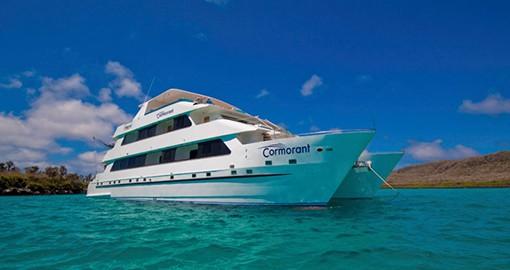 The Cormorant Galapagos Boat