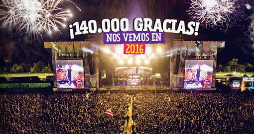 Lollapalooza Argentina Buenos Aires