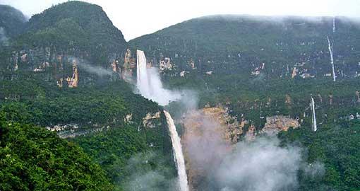 Yumbilla Falls Peru