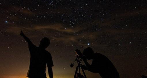 Monte Verde Brazil Stargazing