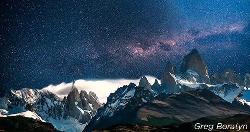 Patagonia Stargazing