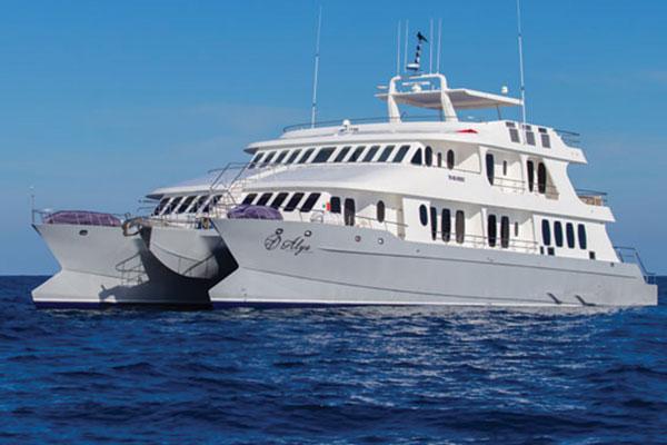 alya galapagos yacht