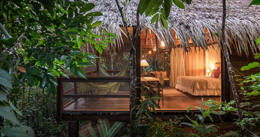 Brazil eco lodge