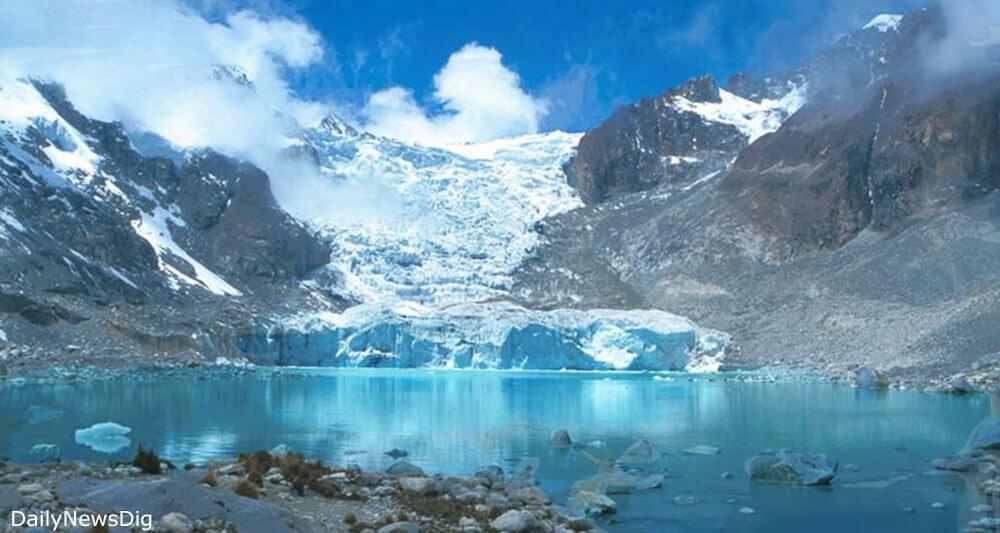 laguna-glaciar-bolivia