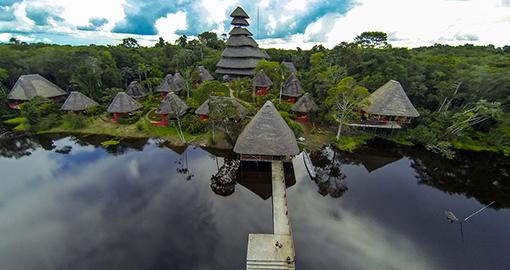 ecuador Eco lodge
