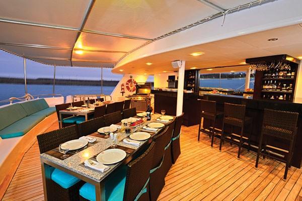 celebrity Xploration yacht