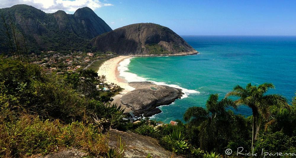 Brazil beaches locals love