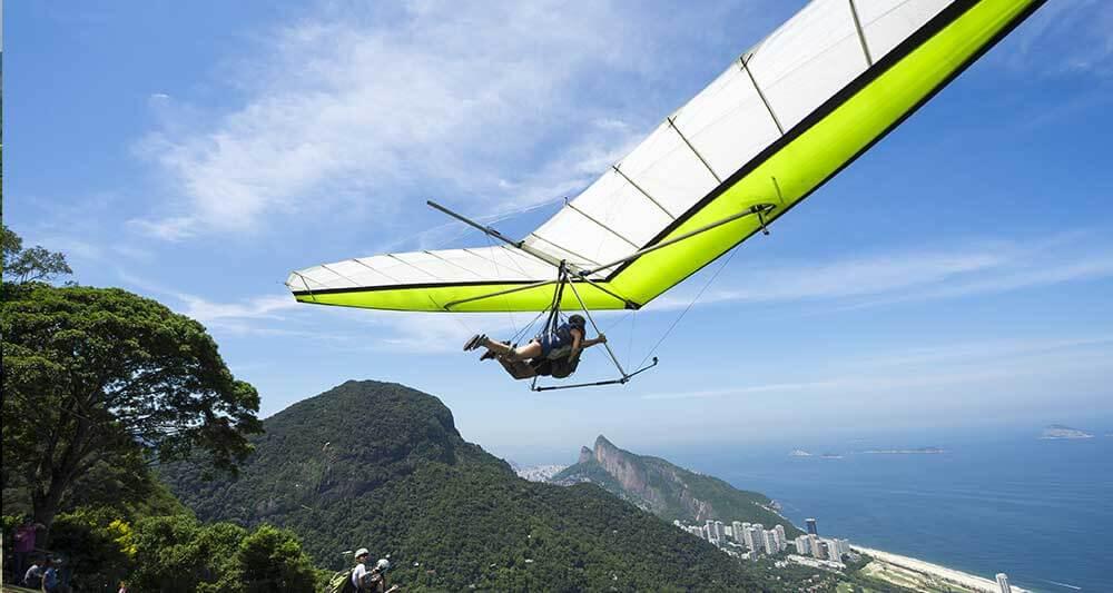 hang glide brazil