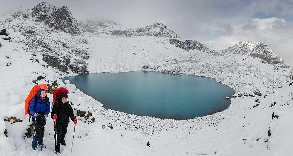 ice trek patagonia