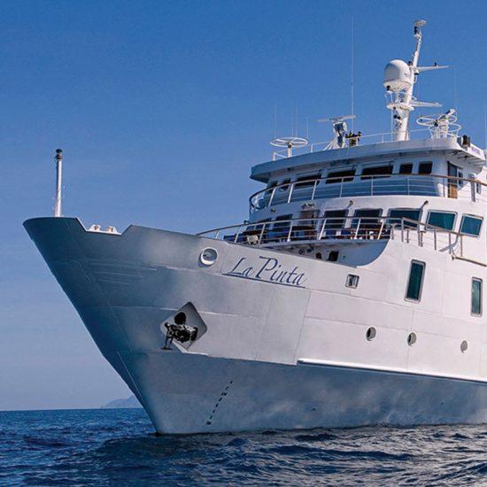 La Pinta Yacht
