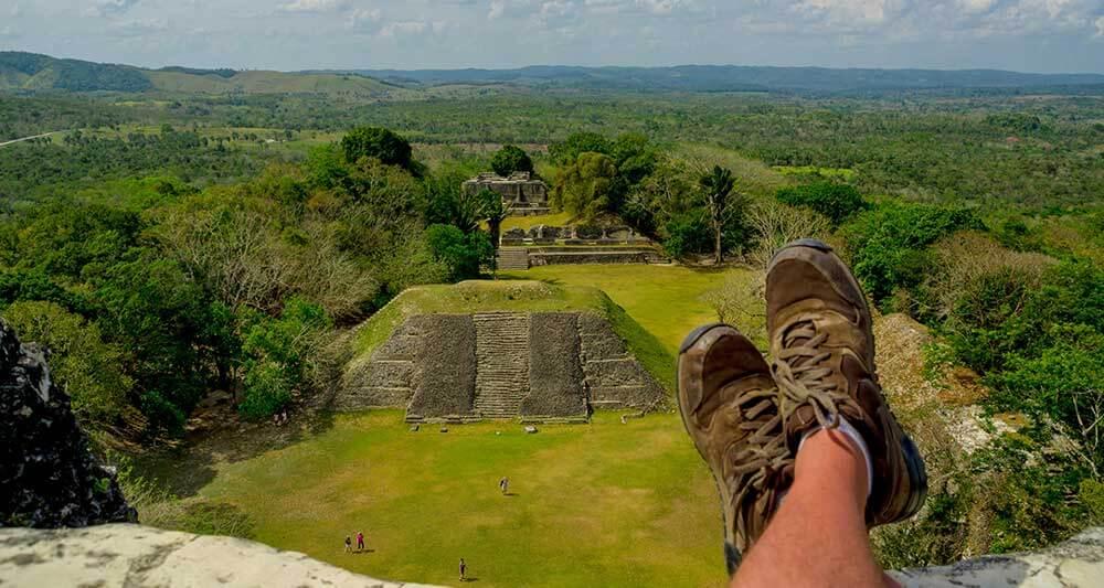 belize ruins, guatemala ruins