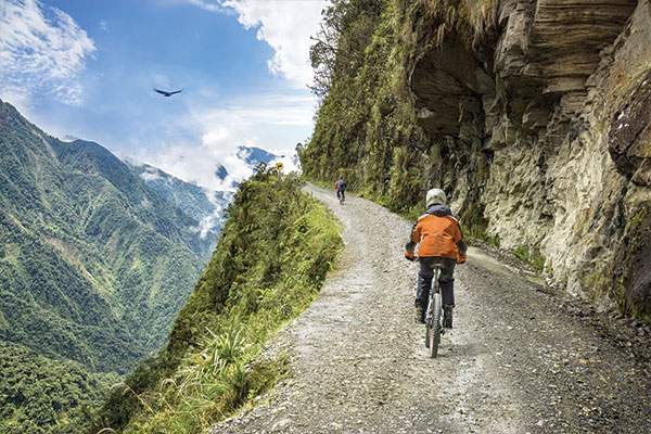 andes motorbike tour