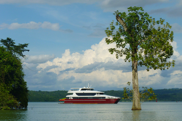 panama luxury cruise tour
