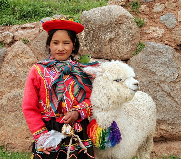Luxury Tour to Peru