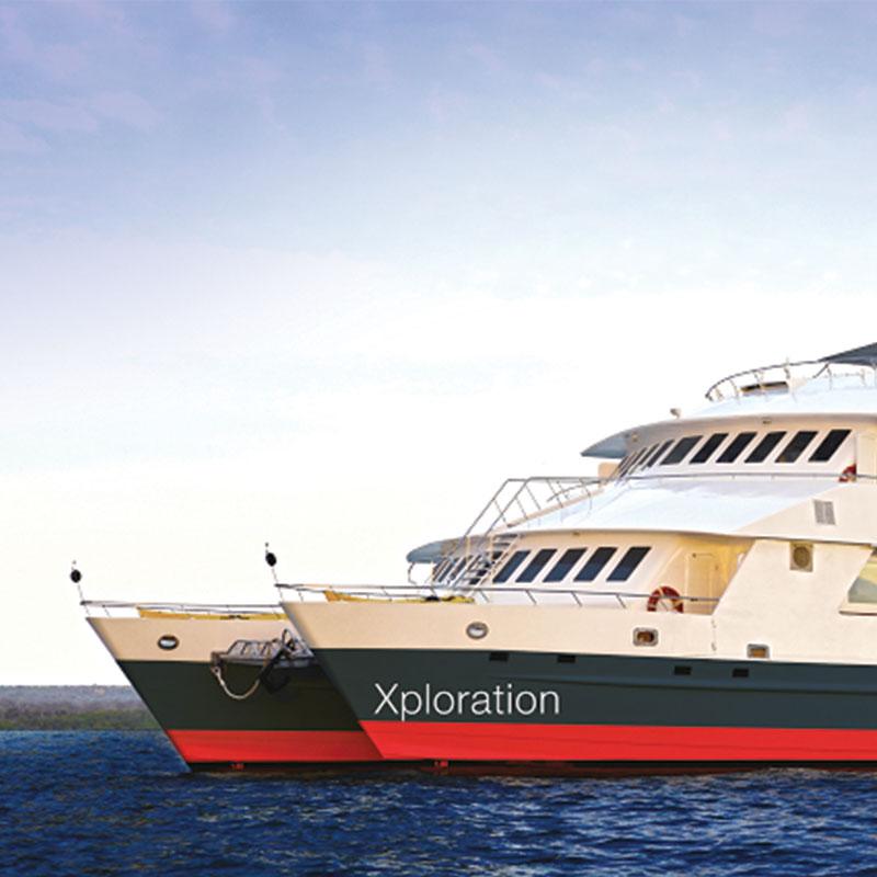 Xploration Galapagos Yacht