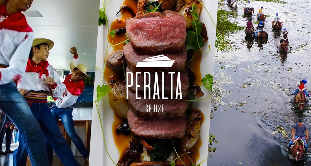 Peralta - A New Luxury River Cruise in Brazil's Pantanal
