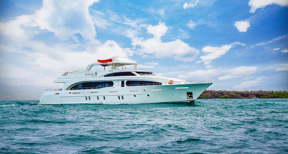 grand majestic yacht charter