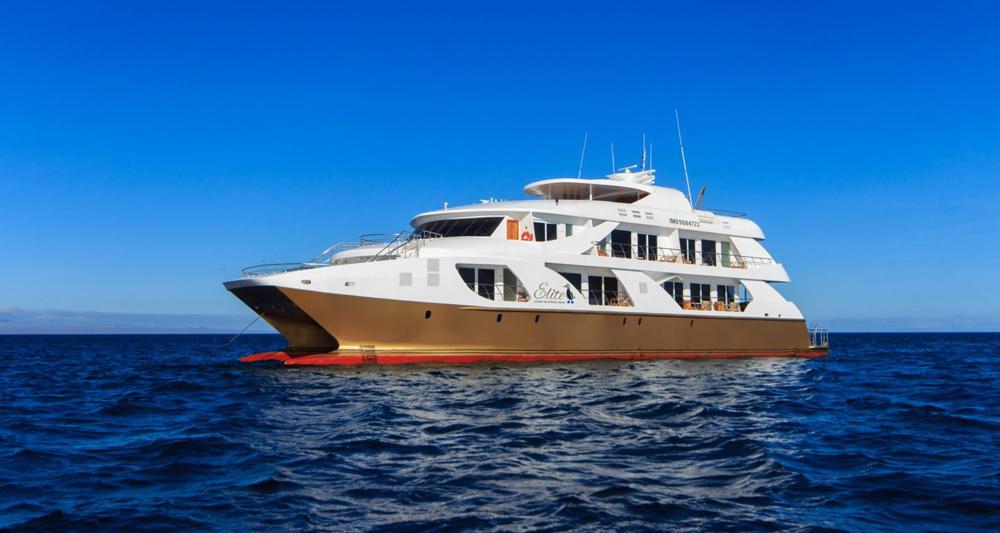 Elite Galapagos Yacht